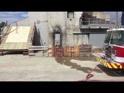 Minuteman Hose Load - Single Stack Deployment