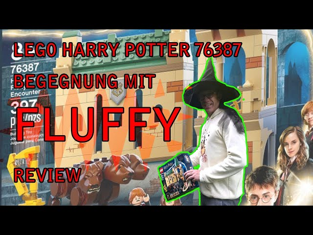 LEGO® Harry Potter 76387 Creator ähnliches Fluffy Review