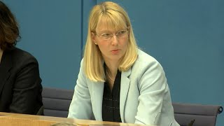 """Германия сожалеет, что США ввели санкции против """"Северного потока - 2"""""""