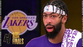 Anthony Davis Postgame Interview - Game 1 | Heat vs Lakers | 2020 NBA Finals