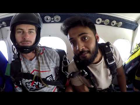 Skydive Dubai - Magical Experience Ever