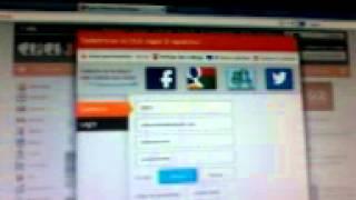 VIDEO AULA-COMO CRIAR CONTA NO CLICK JOGOS