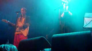 Zita Swoon & Spinvis - I feel alive in the city / Bagagedrager @ Paradiso, Amsterdam