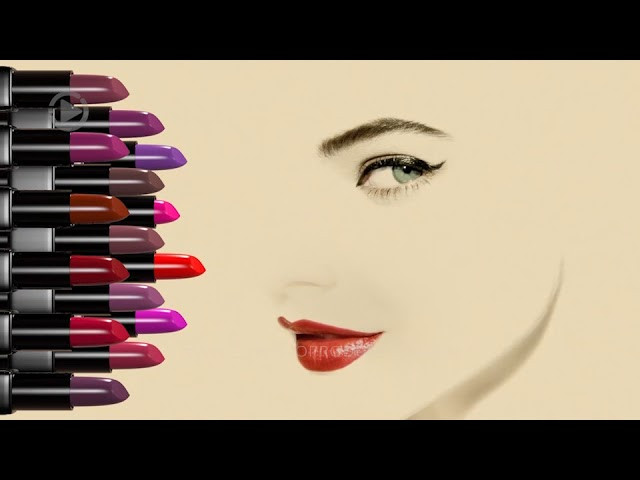 Cosmetisse lipstick Product TV Commercial by Yannis Zand
