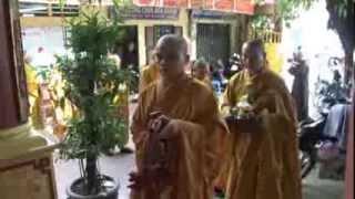 Lễ tri ân của Tăng Ni sinh các khóa giảng sư