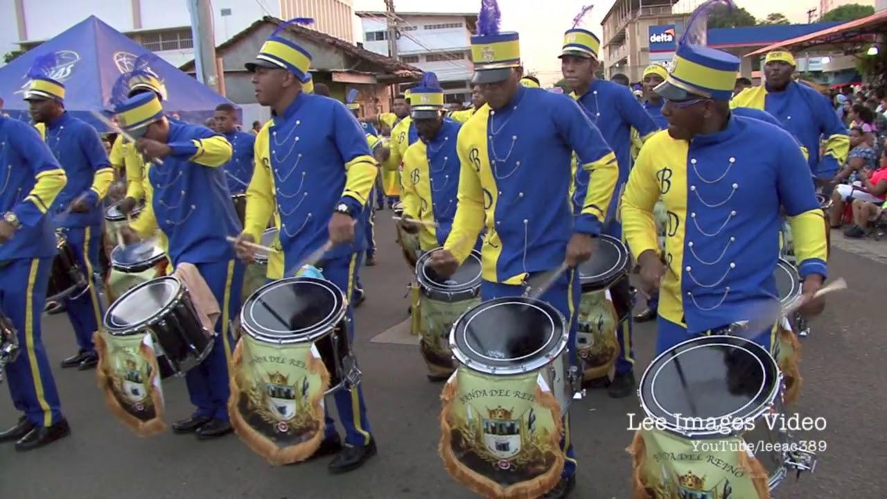 Cajeros de Bandas Independientes en Chitre 2017 - YouTube  Bandas