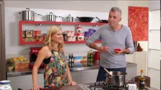 Chorizo, Lentil And Small Shell Soup Featuring Adam Swanson On Everyday Gourmet