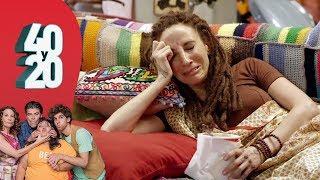 40 y 20 - T4 - C-11 | Rocío cae en una terrible depresión - Distrito Comedia