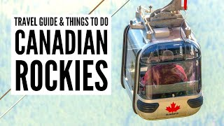Canadian Rockies Travel Guide | Things to Do in Victoria, Banff & Lake Louise - Tour the World TV
