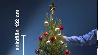 Joulukuusenjalka Krinner Premium XL - Clas Ohlson