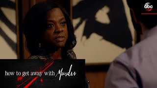 Annalise Talks To Laurel's Brother - How To Get Away With Murder