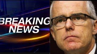 BOMBSHELL REPORT! MCCABE ALTERED FBI NOTES TO FRAME FLYNN!