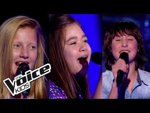 The Voice Kids 2014 | Chloé, Frankee et Nemo - Je te donne (Goldman et Jones) | Battle