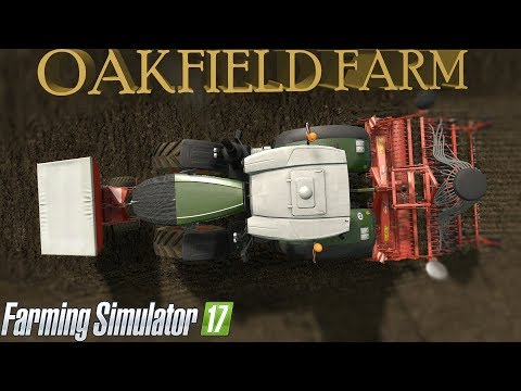DRILLING SOME NEW LAND! | OAKFIELD FARM | FS17