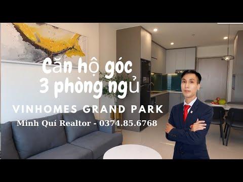 Vinhomes Grand Park quận 9 Bán căn hộ Rainbow 3 phòng ngủ - 0374.85.6768   Minh Quí Realtor