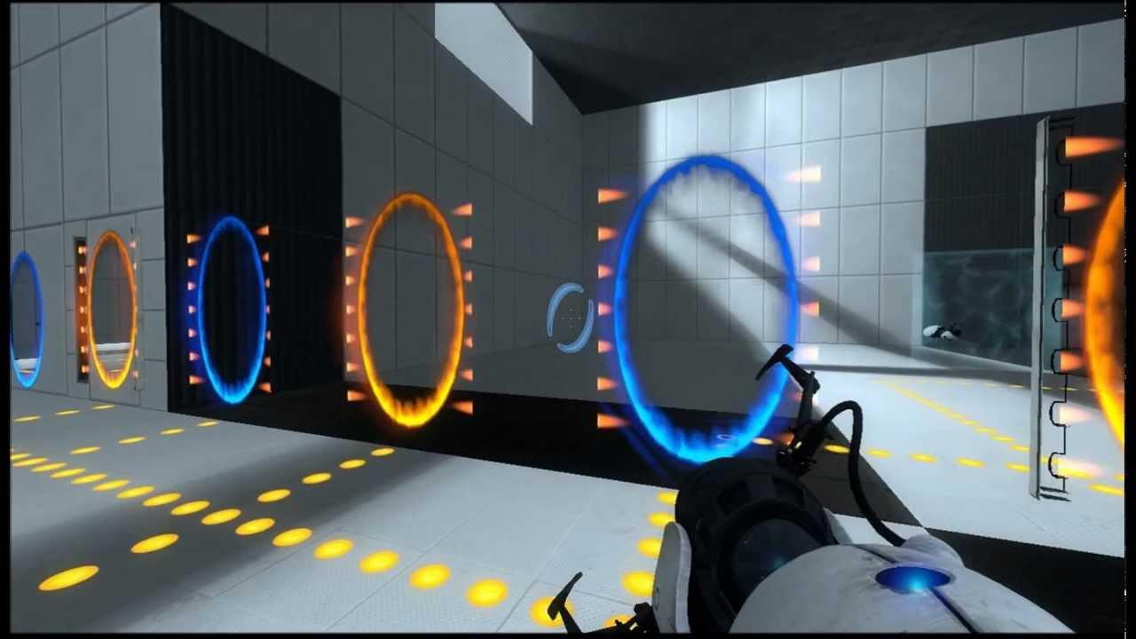 Скачать моды для portal 2