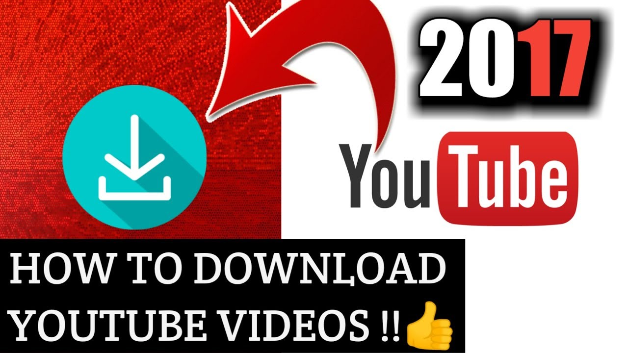 How to download youtube videos quick easy one click method how to download youtube videos quick easy one click method 2017 by tech flash ccuart Gallery