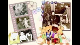 Юбилей Серебряной свадьбы.Подарок родителям от детей.25 лет вместе!