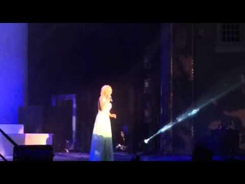 Frozen - Let it Go - Performed by Chloe Lowery