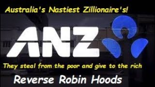 WATCH IN HORROR HOW ANZ STEAL YOUR MONEY!