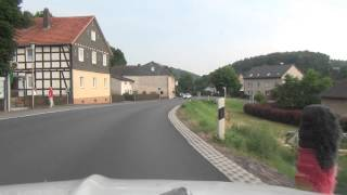 Dorfitter Gemeinde Vöhl Kreis Waldeck Frankenberg Hessen 24.7.2013