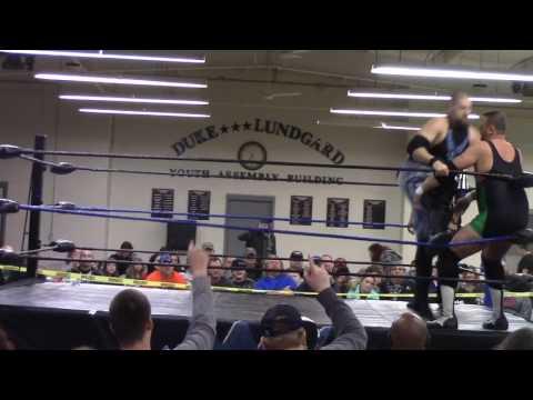 Dcw Anniversary- Dcw Heavyweight Title: Big Jim Hutchinson vs Sgt Ledbetter