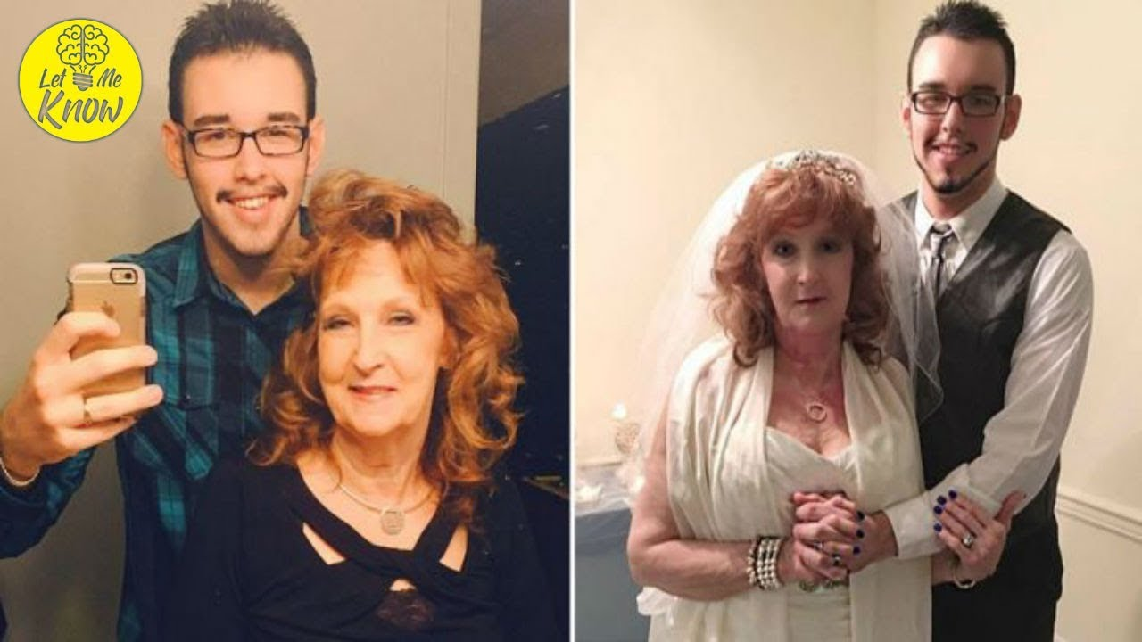 72 Year Old Grandmother Marries A 19 Year Old She Met At