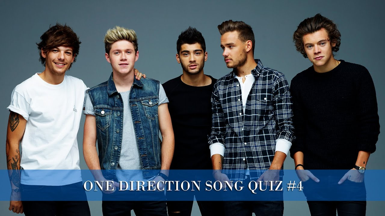 One direction song quiz 4 2016 youtube thecheapjerseys Image collections