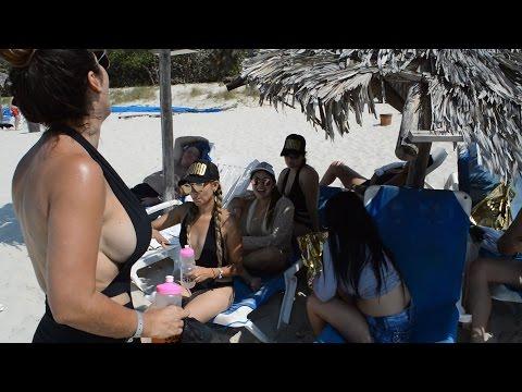 IM IN CUBA! BEST BEACH IN THE WORLD !!!!
