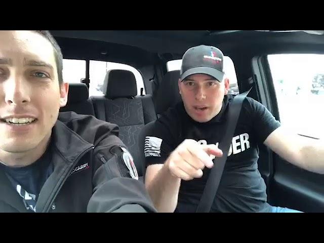 Shop Talk: Vehicle Carry