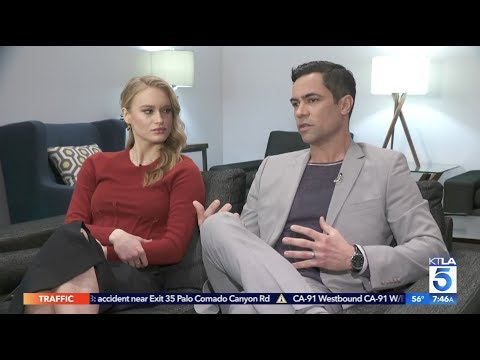 """Leven Rambin & Danny Pino on WGN America's Limited Series Event """"Gone"""""""