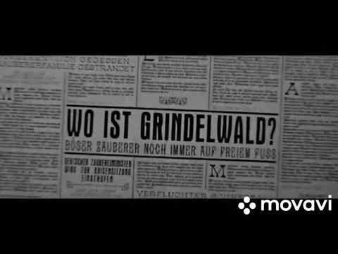 Я влюбился в нее   Геллерт Гриндевальд/ожп