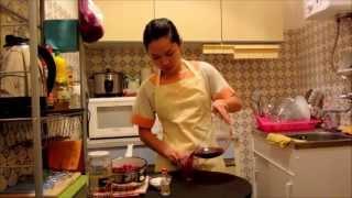 CookingHobby101 - Vào Bếp với Bánh Black Forest