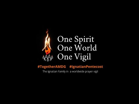 Ignatian Pentecost #TogetherAMDG