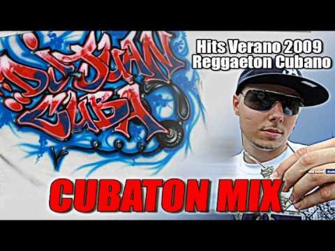 Mix REGGAETON CUBANO Hits verano 2009 (By DJ Juan Cuba)