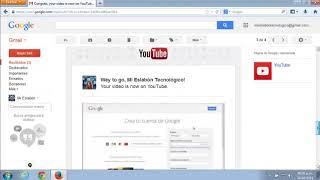 1  Manejo Básico Del Correo Electrónico De Gmail