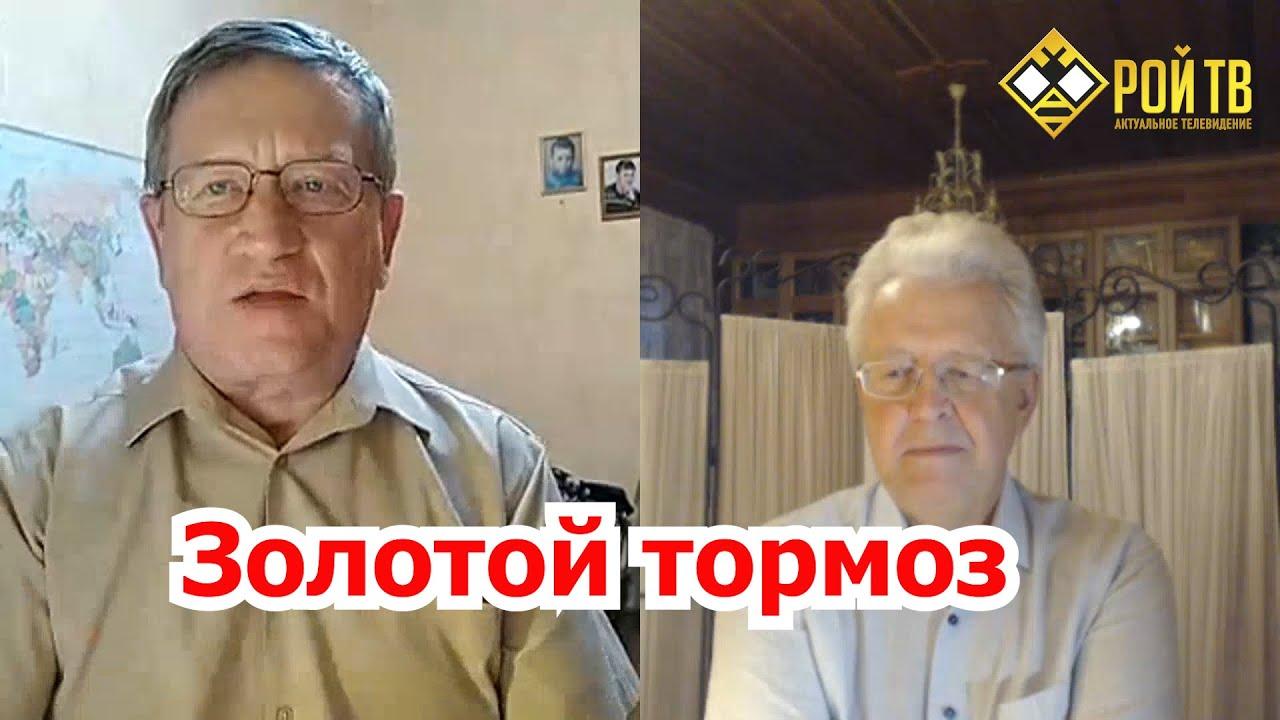Валентин Катасонов: золотой тормоз