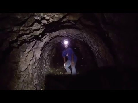 Exploring The Abandoned Ophir Mine
