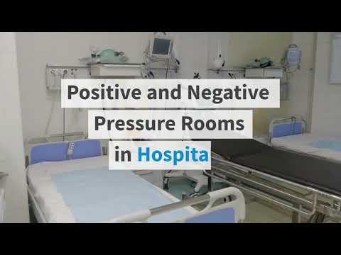 .負壓室(病房)的原理