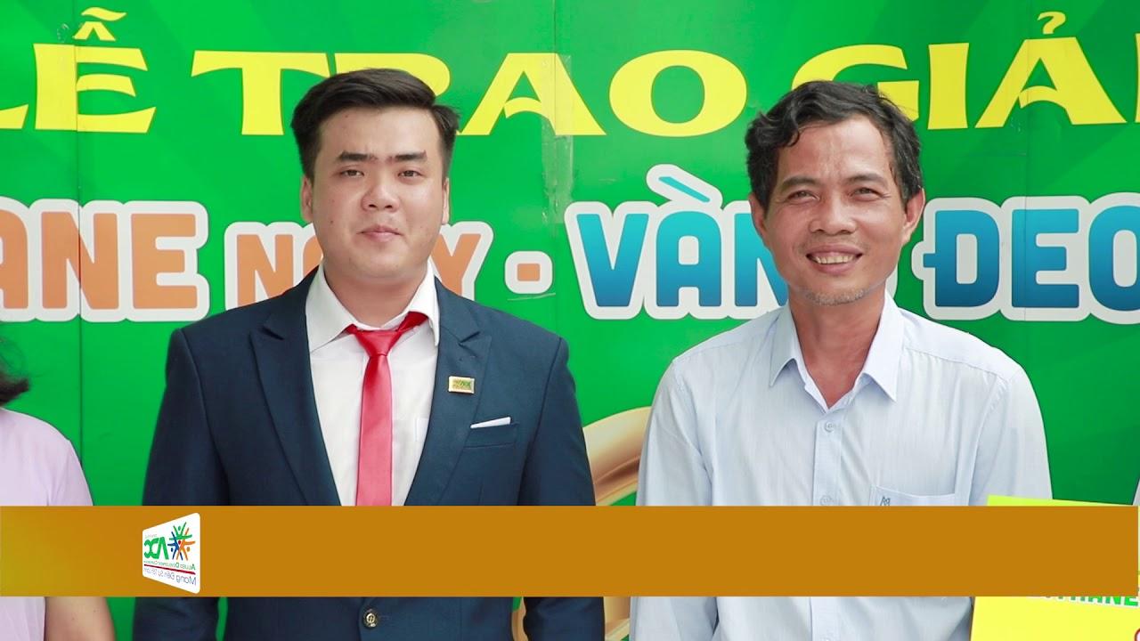 ADC| TRAO THƯỞNG ND TRÚNG DITHANE M45 - TRƯƠNG VĂN CƯỜNG