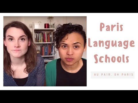 Choosing a Language School in Paris | APOP