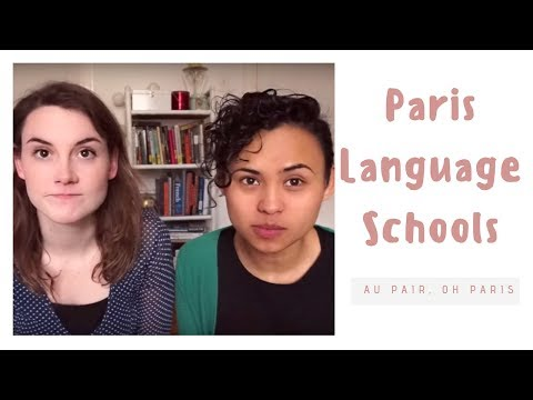 Choosing A Language School In Paris   APOP