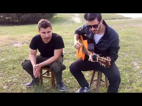 Ömer Ugur Gitar İlyas Yalçıntaş - Gel Be Gökyüzüm (Cover Akustik Cover )bencapcanli