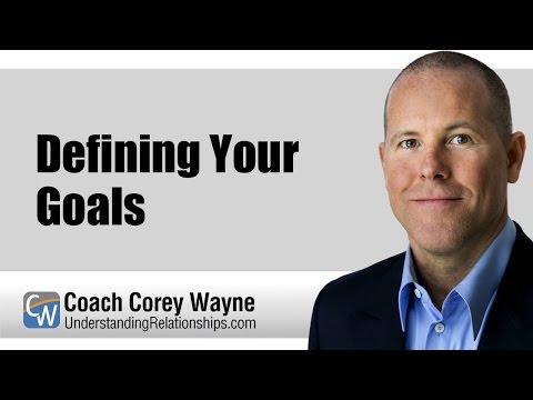 Defining Your Goals