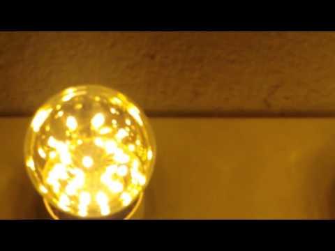 Kiven LED Antique Edison Style decorative light bulbs