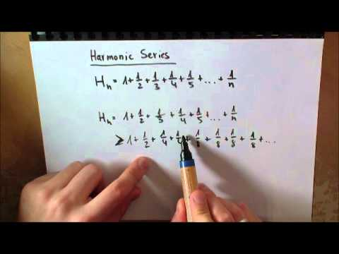 Harmonic Series - Part 1 - Divergence