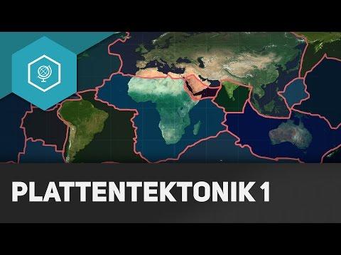 Plattentektonik 1: Mantelkonvektion Und Kontinentaldrift - Plattentektonik & Vulkane 5