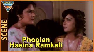 Phoolan Hasina Ramkali Movie || Villain Vs Kirti Singh || Sudha Chandran || Eagle Hindi Movie