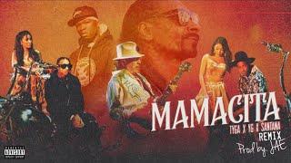Tyga, YG, Santana - MAMACITA (Remix) ft. Snoop Dogg, 50 Cent (Official Audio) [Prod by. JAE]
