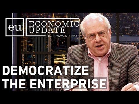 Economic Update: Democratize the Enterprise